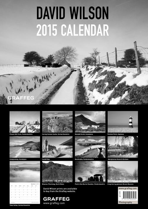 David Wilson 2015 Calendar