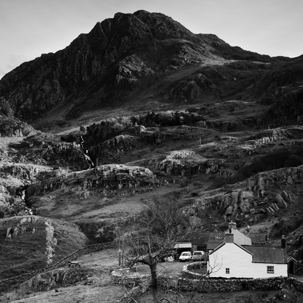 Blaen y Nant, Ogwen Valley, Snowdonia Wales