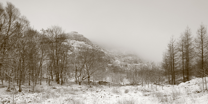 Craig Cerrig-gleisiad, Brecon Beacons Wales