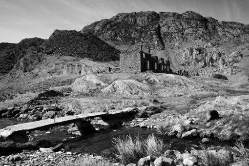 Cwmorthin Mine, North Wales