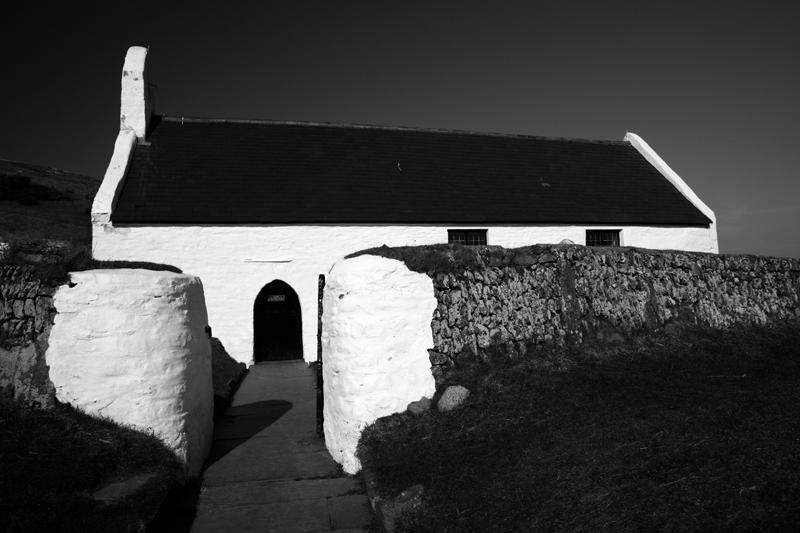 Eglwys y Grog, Mwnt, Ceredigion Wales