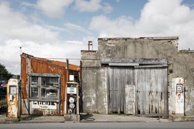 Garage Study 1, Snowdonia Wales