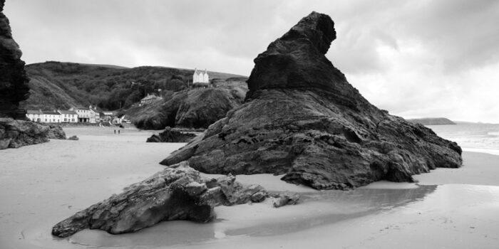 Llangrannog Beach, Ceredigion Wales
