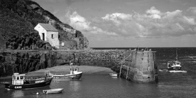 Porthgain Harbour, Pembrokeshire