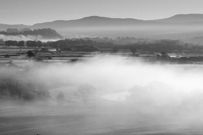 Towards Llandeilo, Towy Valley, Carmarthenshire