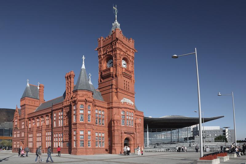 Pierhead Building - Cardiff Bay