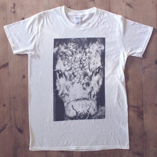 David Wilson Bull T-shirt